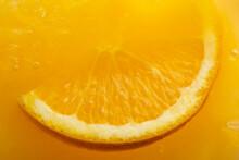 Close Up Of Orange Margarita C...