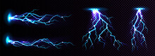 Electric Lightning Strike, Imp...