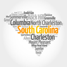 List Of Cities In South Caroli...