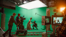 On Big Film Studio Professiona...