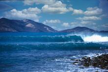 Waves On The Beach At Caine Ga...