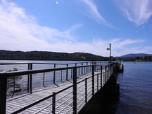 Windermere Lake District Uk Cumbria