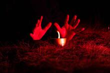 Shaman Hands That Illuminate T...