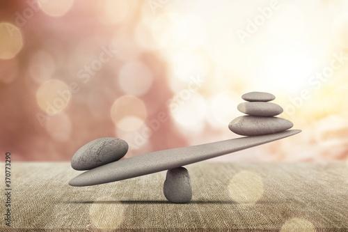 Fotografía Balance.