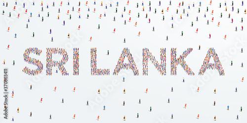 Photo Human country name Sri Lanka