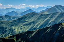 Tatras Mountains From Volovec ...