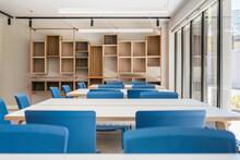 Modern Style Office Interior W...