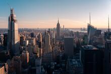 Amazing View Of Manhattan Dist...