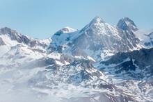 Severe Cold Winter Landscape W...