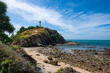 Beach And Lighthouse, Mu Ko La...