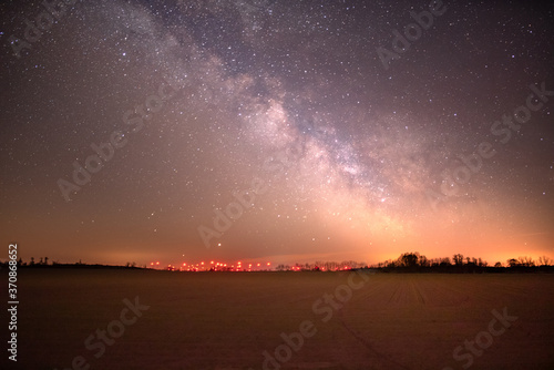 Foto Milky Way Lights