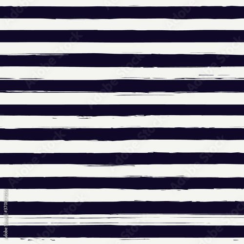Fotografiet Brush strokes seamless pattern