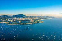Guanabara Bay Rio Brazil