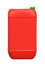 Red Plastic Gallon, Jerry Can ...