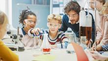 Elementary School Science Clas...