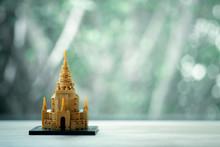 Miniature Toy Model Of Maha Ch...