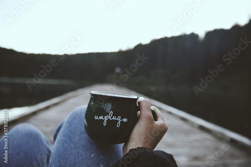 Fotografía unplug yourself in nature