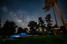 Airstream Under The Stars