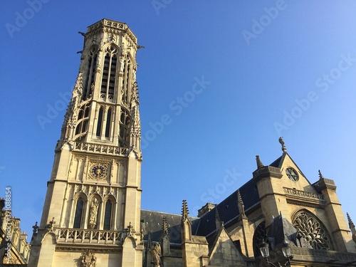 Fotografía Walking around Paris's Church - Eglise Saint-Germain l'Auxerrois