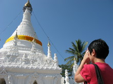 A Hilltop Temple Of Wat Pra Th...