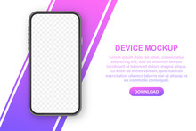 Device Mockup Banner. Smartpho...
