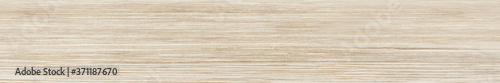 Panoramic texture of light wood with knots - Vector Fototapet