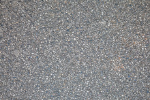 Stony Surface Of Asphalt. Tarm...