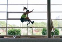 Paralympic Athletics Artificial Leg
