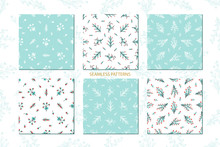Vector Set Of Berry Patterns. ...