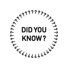 Did You Know?-phrase Vector St...