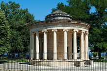 The Maitland Monument In Corfu...