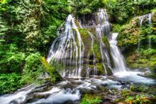 Panther Creek Falls, Washington State