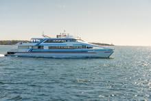 Passenger High-speed Ferry Lea...