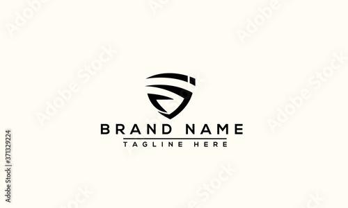 Obraz na plátně SI Logo Design Template Vector Graphic Branding Element.
