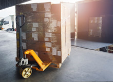 Shipment, Cargo Freight, Deliv...