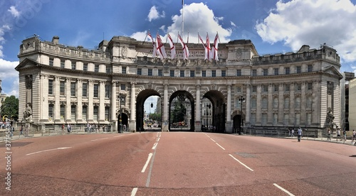 Admiralty Arch in London Wallpaper Mural