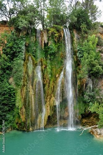 Fototapeta sillans la cascade obraz na płótnie