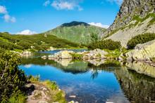 Rohac Tarn, Western Tatras, Sl...