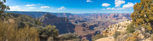 Views Of The South Rim Of The ...