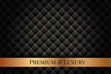 Upholstery Premium Luxury Diamond Pattern Background Design