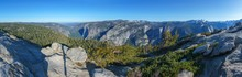 Yosemite National Park From Sentinel Dome