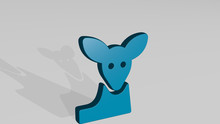 ROE 3D Icon Casting Shadow - 3...