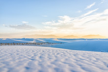 White Sands Dunes National Par...