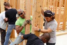 Volunteers Listing Framed Wall...