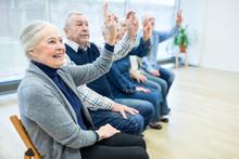 Senior Citizens Participating ...