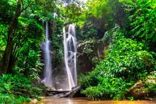 Mok Fa Waterfall Is Beautiful ...