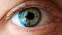 Beautiful Green Blue Eye Looks