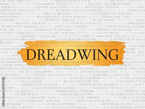 фотография dreadwing