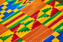 Ghana Kente Cloth