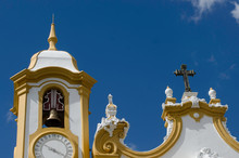 Mother Church Of Tiradentes.